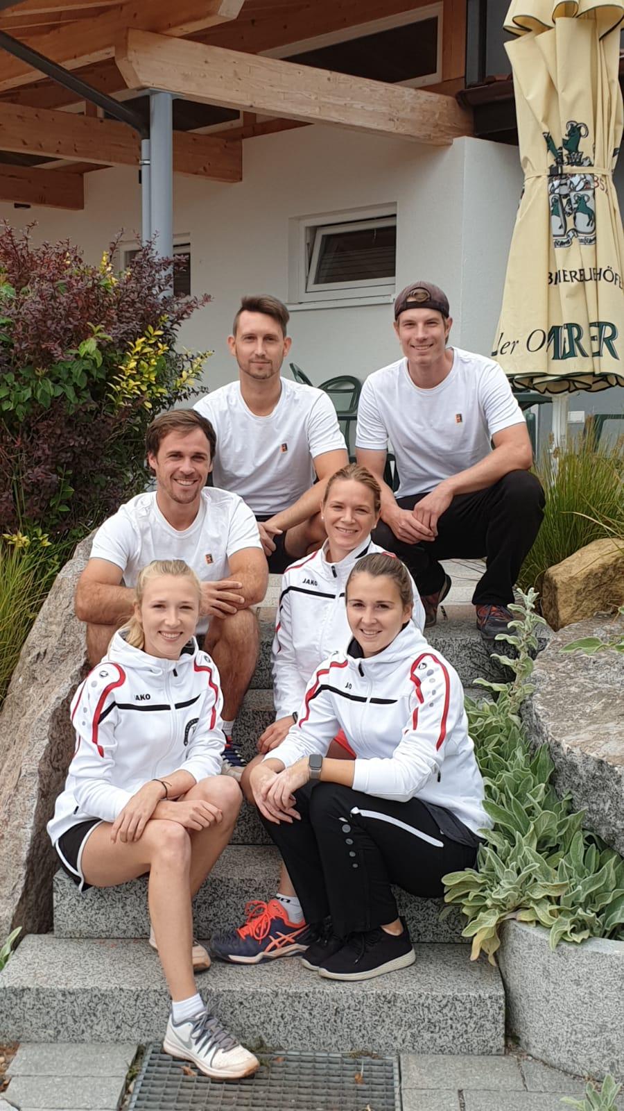 TC Bühl Mixed Meister-Mannschaft