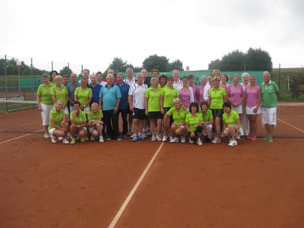 Endspiele der Hobbyrunde des Badischen Tennisverbandes beim TC Bühl