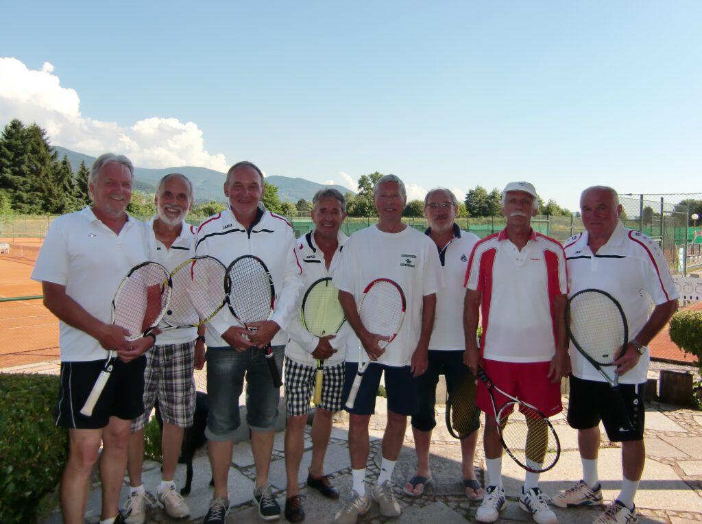 Bühler Tennis-Senioren steigen in die Badenliga auf