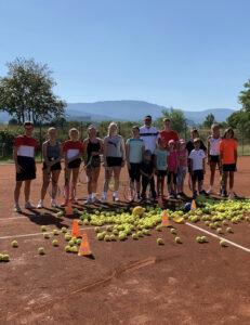 TC Bühl Tenniscamp2020
